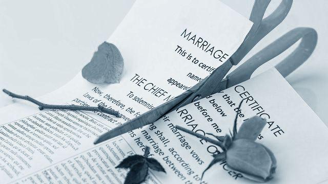 Año nuevo ¿Divorcio nuevo?